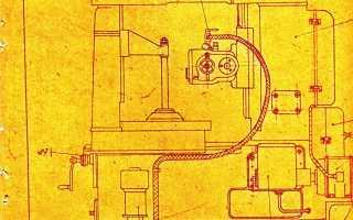 532 Станок зубофрезерный вертикальный полуавтомат схемы, описание, характеристики