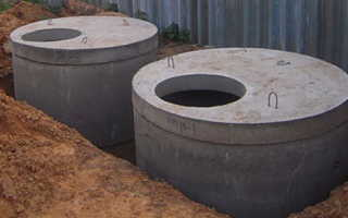 Техника гидроизоляции колодца из бетонных колец