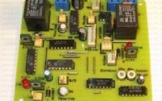 Устройство и схема самодельного сварочного полуавтомата