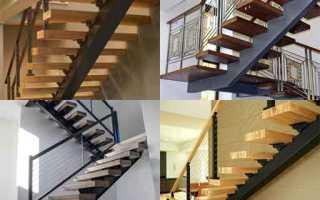 8 преимуществ лестницы на металлических косоурах