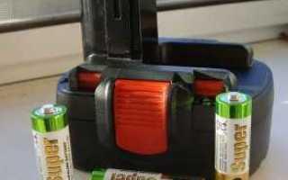 Зарядные устройства для никелевых и литиевых аккумуляторов118