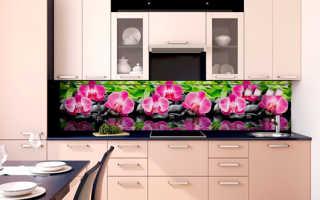 Как выбрать стеновую панель (фартук) для кухни