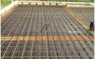 Как произвести армирование плиты фундамента