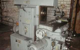 Станок горизонтально фрезерный 6р81г технические характеристики