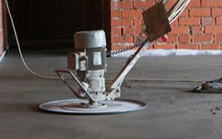 Шлифованные полы: шлифовка бетона, шлифовка мрамора