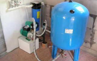 Бак накопительный для водоснабжения: как установить?