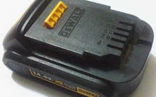 Восстановим Ваш аккумулятор электроинструмента