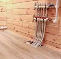 Как сделать теплый пол в частном доме на деревянный пол