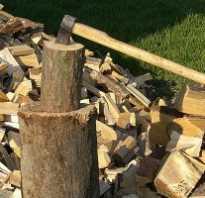 Как ичем нарубить дрова инарезать щепу: 7традиционных исовременных приспособлений