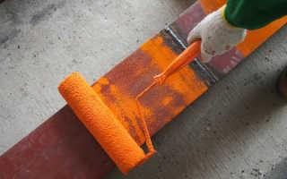 Краска по ржавчине: разновидности, способ нанесения, рейтинг ТОП-5
