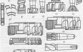 Виды и разновидности фрез по металлу для станка