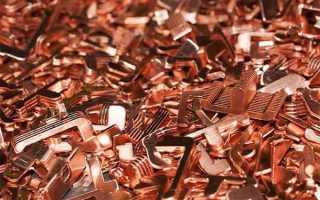 Медь: цвет, особенности добычи, характеристика металла