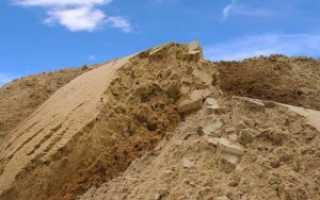 Песок для дорожного строительства. Основные критерии выбора
