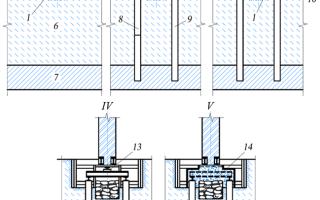 4.5. Усиление фундаментов буронабивными сваями (ч. 1)