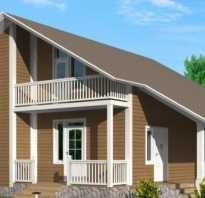 Виды каркасных домов – от простого к сложному