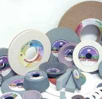 Виды заточных кругов и их популярные производители