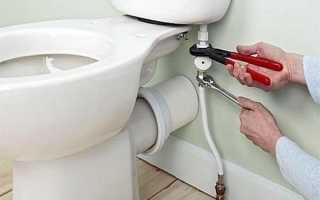 Этапы и нюансы установки унитаза в частном доме